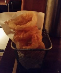 Onion Rings at Brookwood