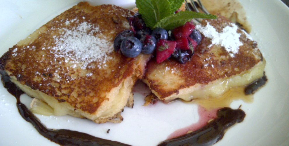 French Toast at Yerba